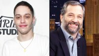 Pete Davidson, Judd Apatow, SNL, saturday night live