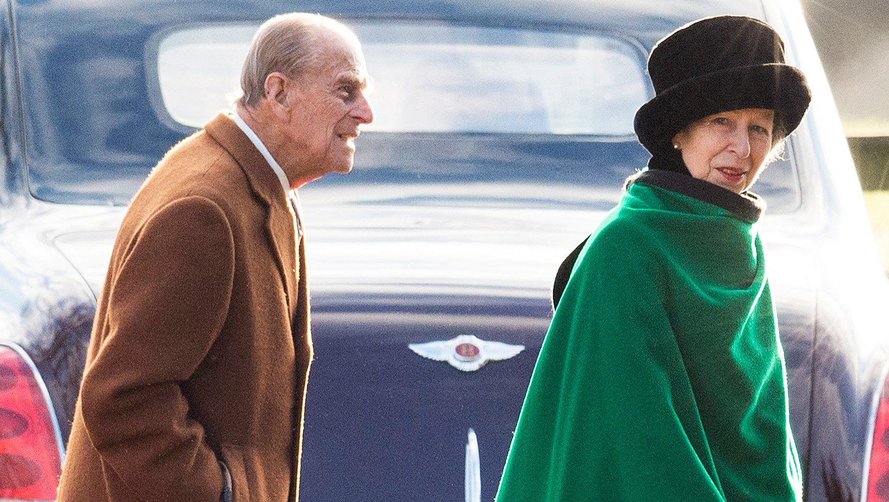 Princess Anne Fires Back Savage Response When Asked About Prince Philip's Car Accident