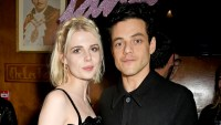 Rami-Malek-Kisses-Girlfriend-Lucy-Boynton-After-SAG-Awards-2019-