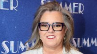 Rosie O'Donnell today show grandma
