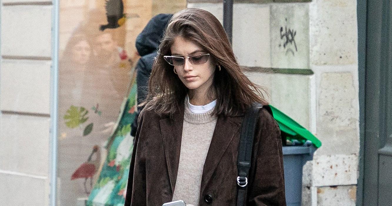 Paris Menswear Fall Winter 2019 Fashion Week Celeb Street Style Pics