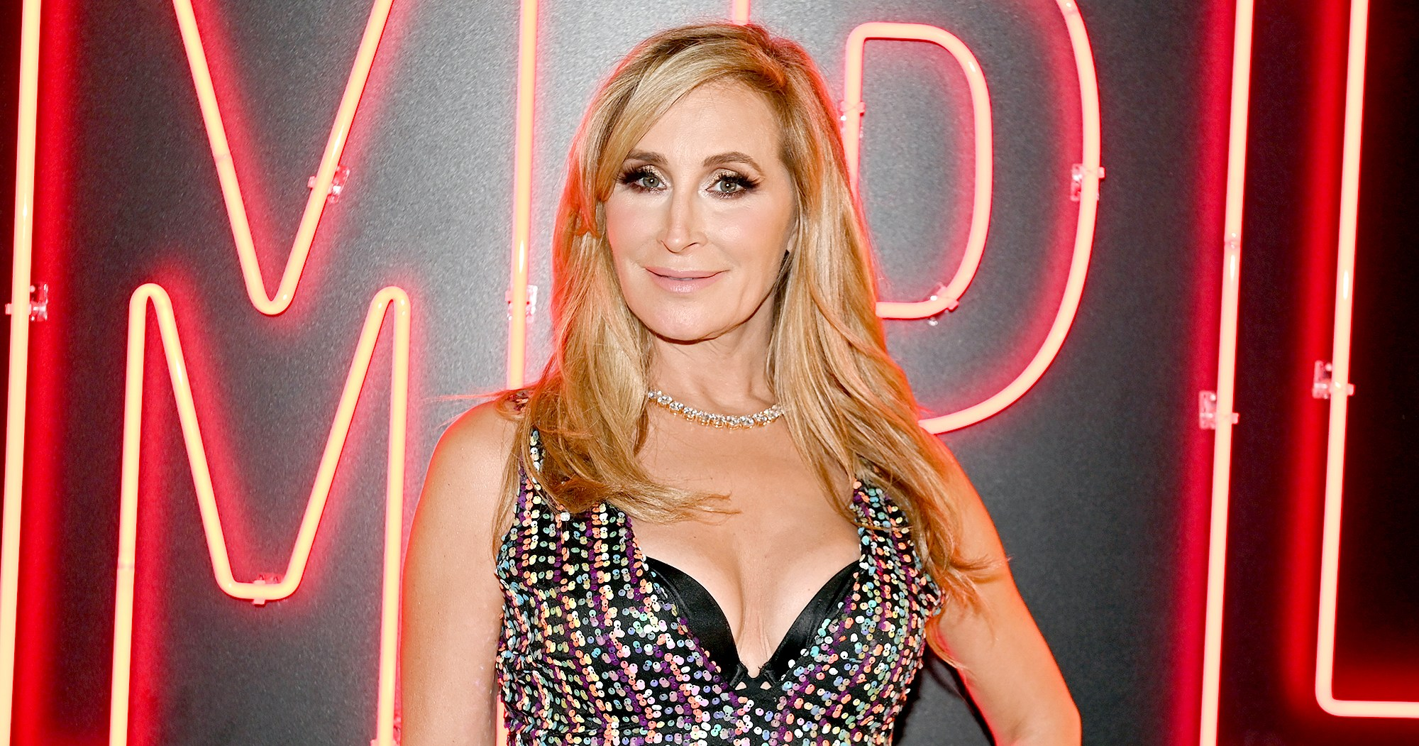 'Real Housewives of New York City' Star Sonja Morgan Dishes on Bethenny Frankel's New Man