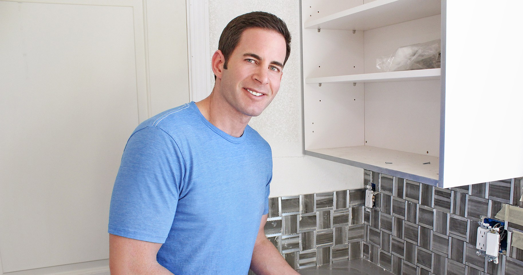 Tarek El Moussa to Star in Series Following New Life as Single Dad