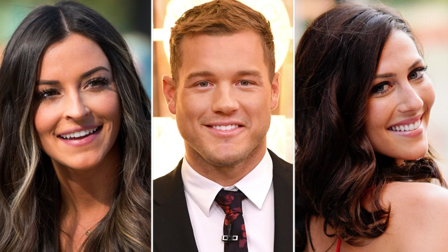 Colton's Exes Tia and Becca Send Support Ahead of 'The Bachelor' Premiere