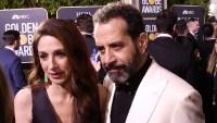 Tony Shalhoub Marin Hinkle Marvelous Mrs Maisel Season 3 Tease