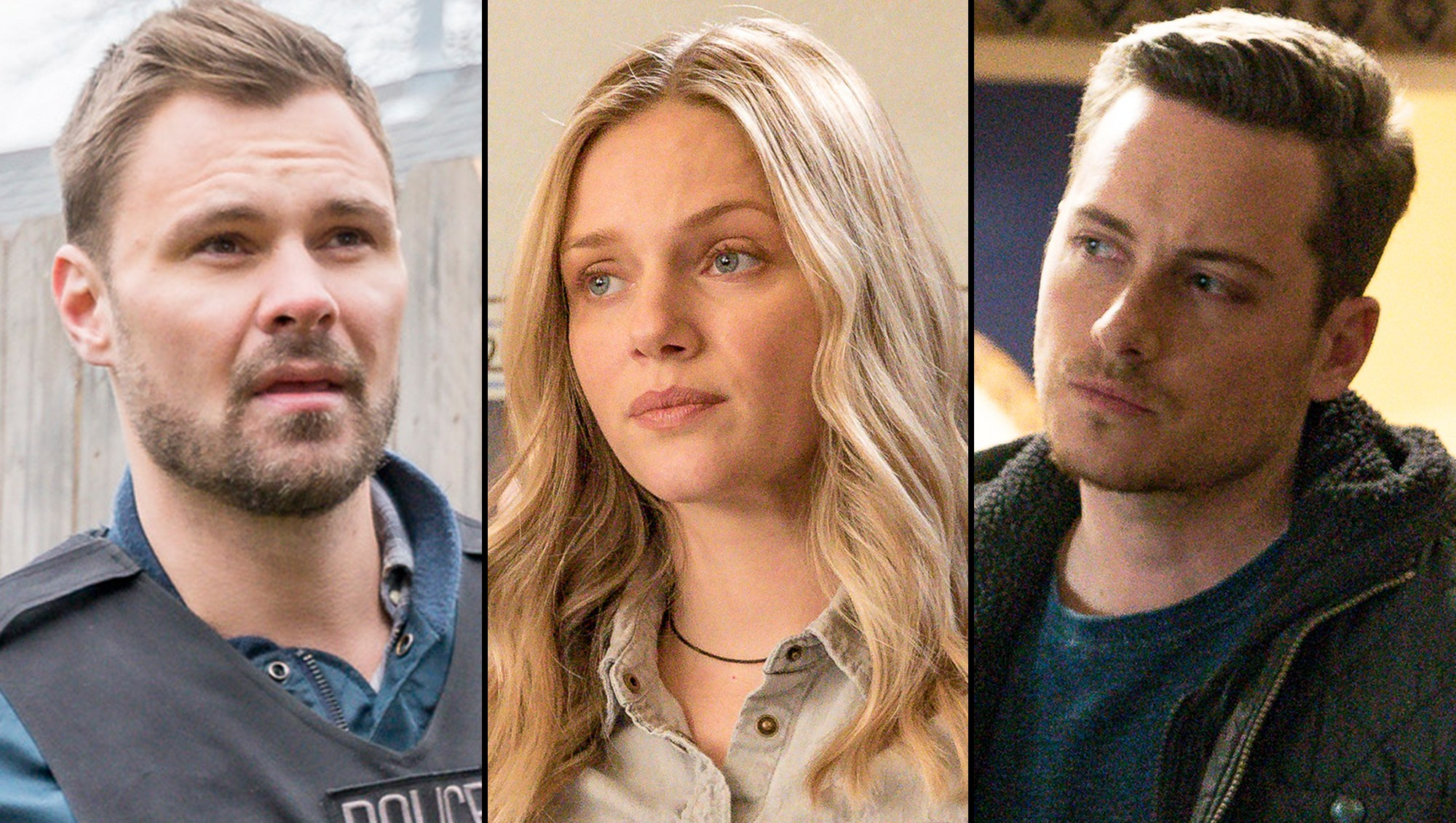 Patrick Flueger Teases Ruzek Consequences Halstead and Upton Bond