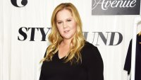 Pregnant Amy Schumer Models Bathing Suit That 'Fits Like a Small Glove'