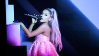 Is Ariana Grande Hinting at a Music Project Involving Her Engagement Ring?