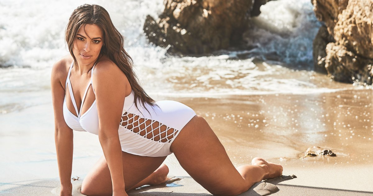 Ashley Graham's Swimsuits For All Collab Just Dropped a Sexy New Essentials Collection