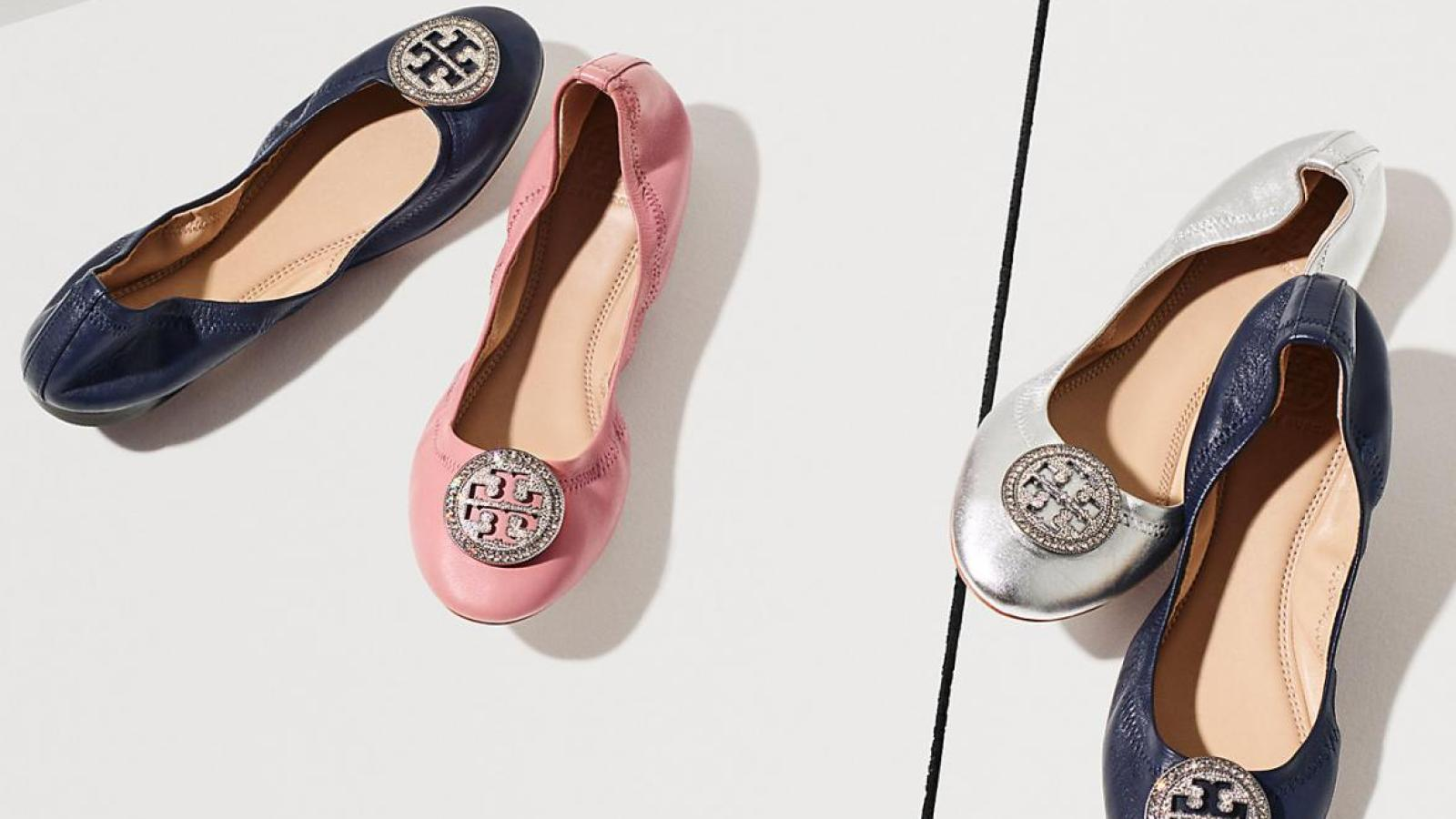 0d7a88691a0 Tory Burch Ballet Flats In Every Color Are on Sale at Nordstrom
