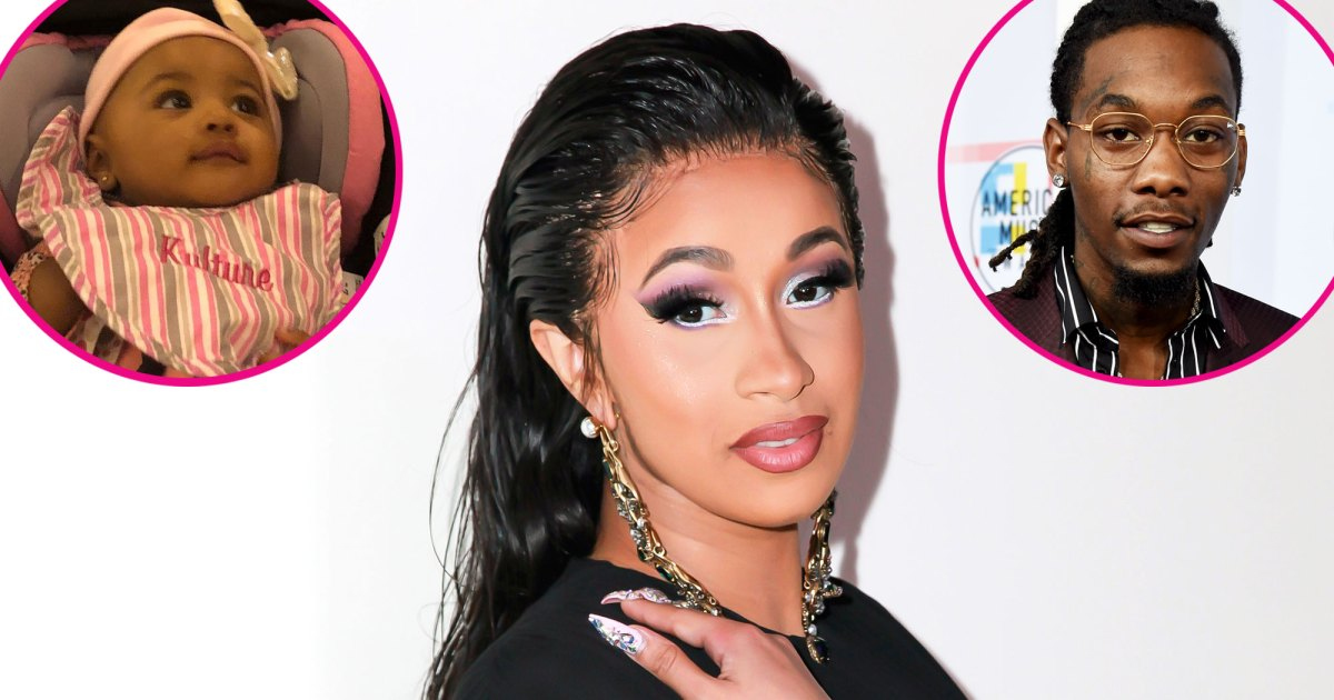 Cardi B Wants To 'Go Home' To Estranged Husband Offset