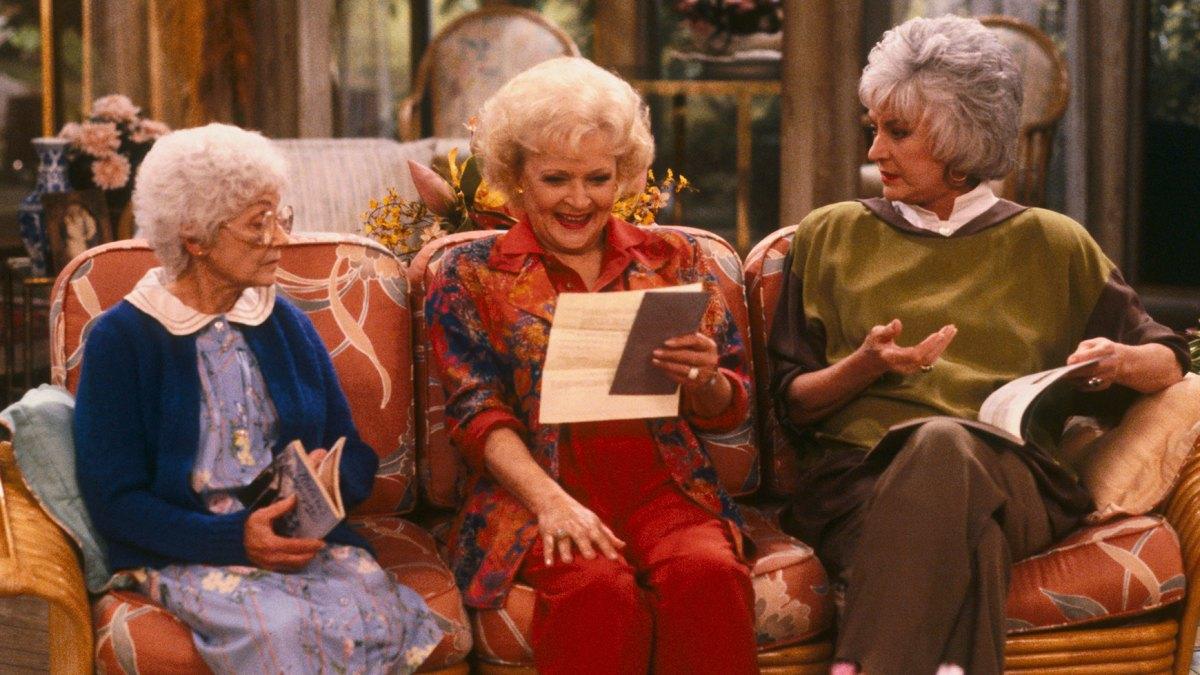 Betty White Shares Her Favorite Golden Girls Memories