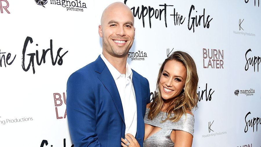 Jana Kramer Mike Caussin Answers the Question Mom-Shamers Have Been Asking Her
