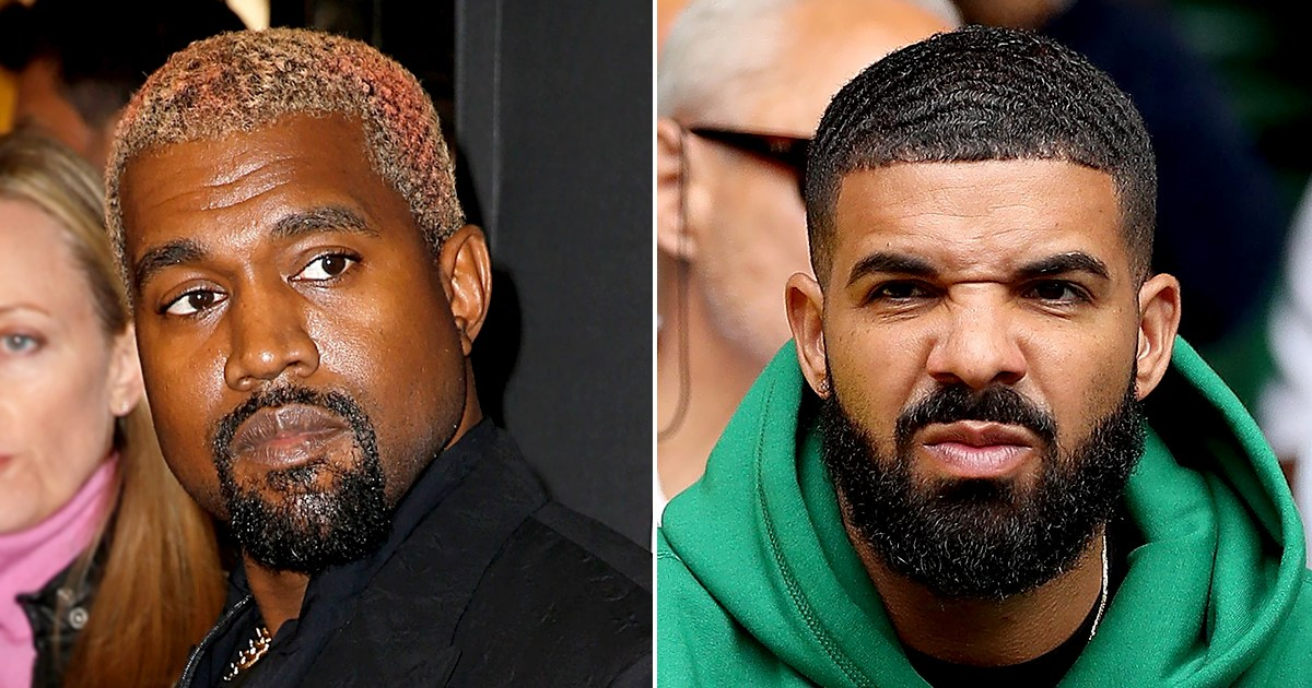 Kanye West vs Drake Feud: Everything We Know So Far