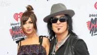 Nikki and Courtney Sixx pregnant