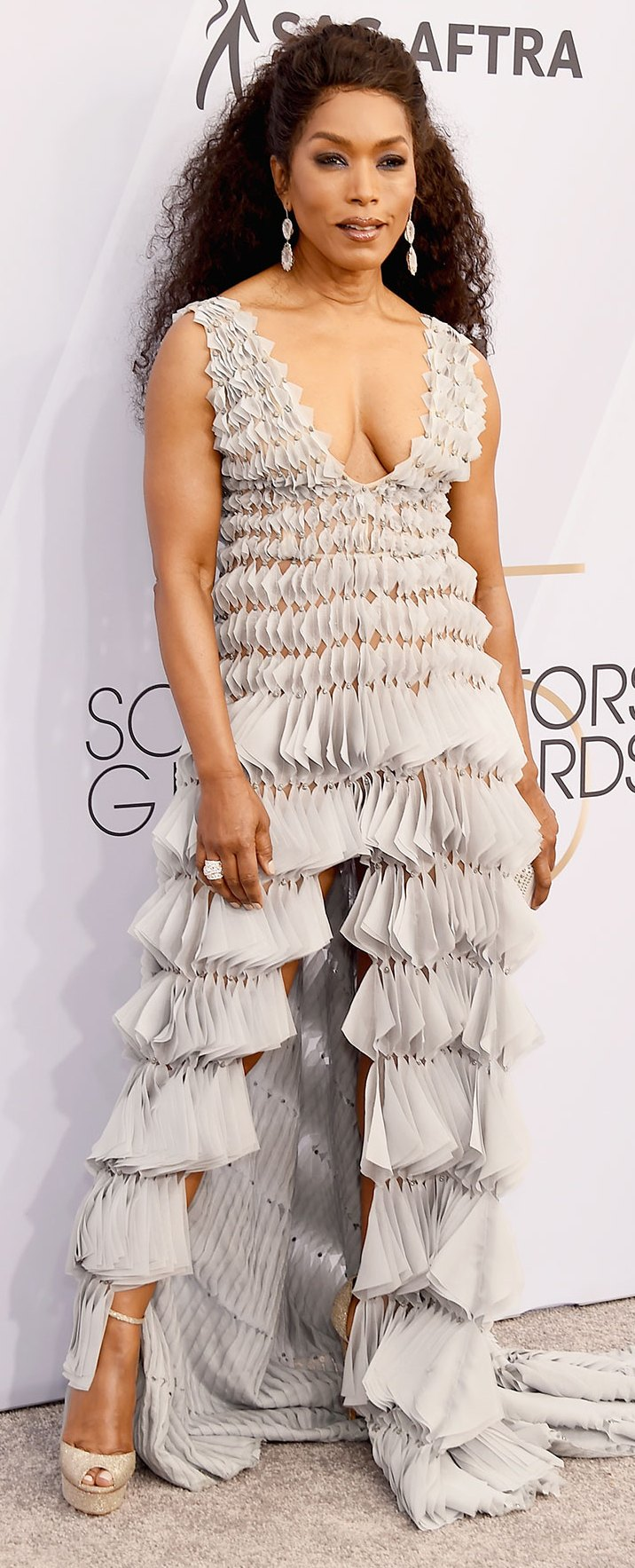 SAG Awards 2019 Angela Bassett