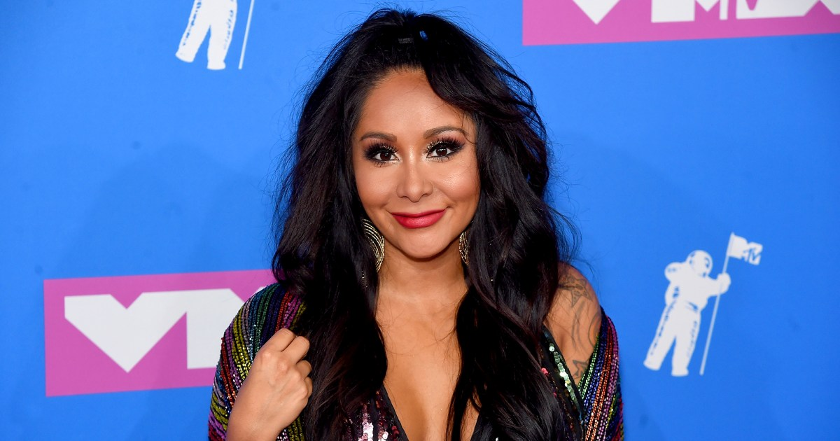 Nicole Snooki Polizzi How Jionni Reacted To Baby No 3 News
