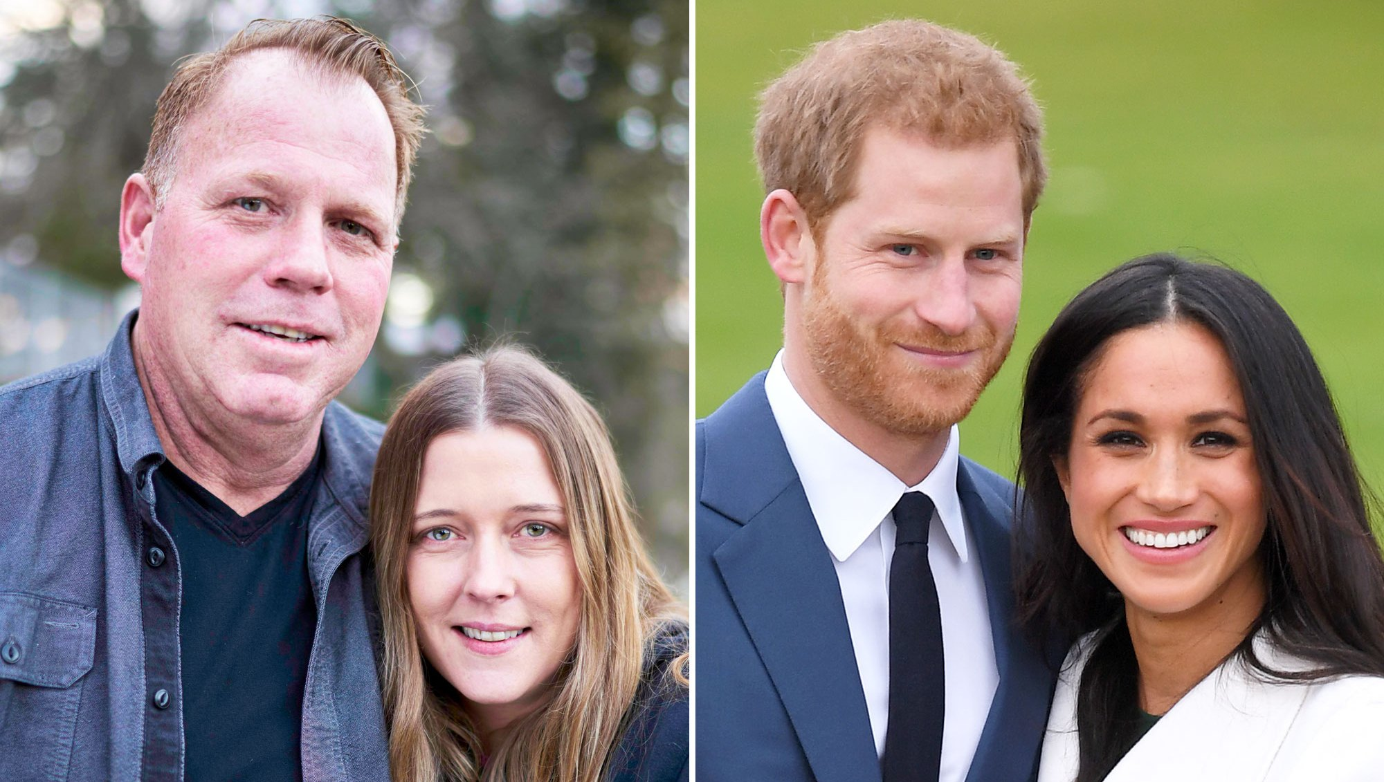 Meghan Markle and Prince Harry Darlene Blount Duchess Meghan's Estranged Half-Brother Thomas Markle Jr. Is Engaged, Wants Her and Prince Harry to Come to His Wedding