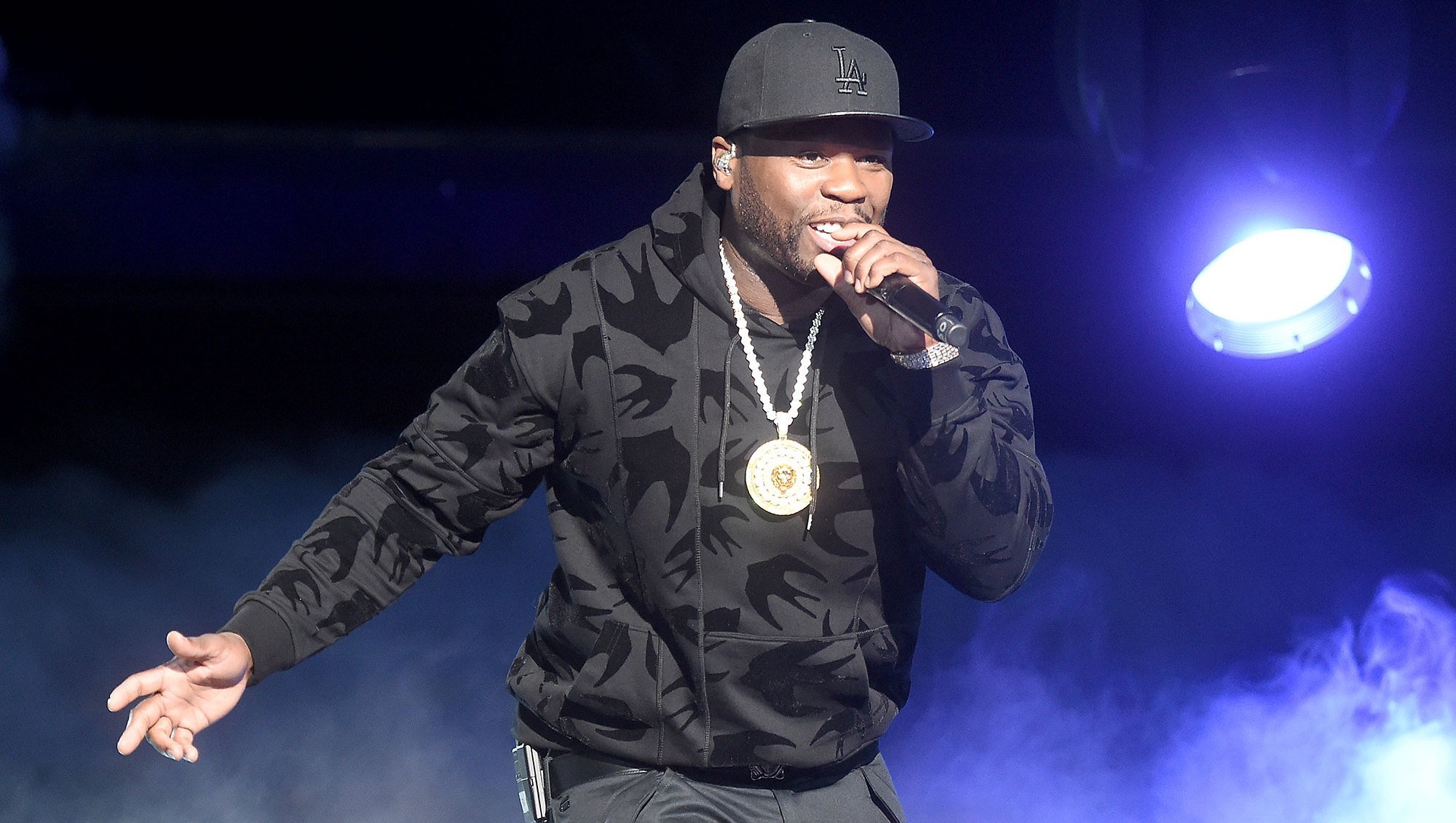 NYPD Investigating After Commander Allegedly Threatened 50 Cent, Telling Cops to 'Shoot Him on Sight'