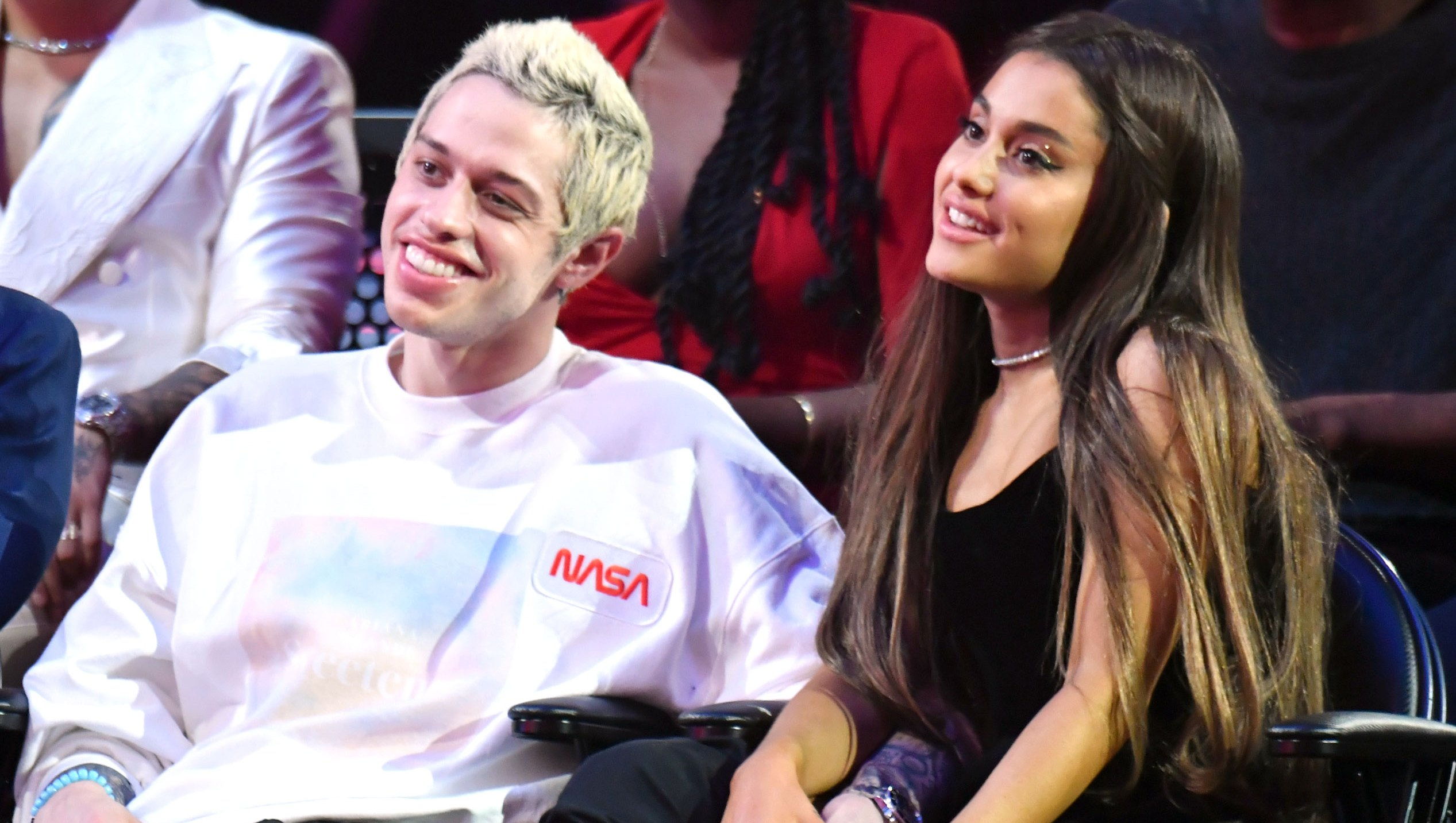 Ariana Grande Recorded Different Versions of 'Thank U, Next' Because of Pete Davidson
