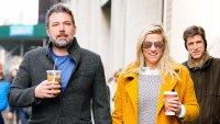 Ben Affleck Lindsay Shookus Back On