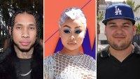 Blac Chyna Rants About Exes Tyga, Rob Kardashian: 'I Never Asked … for