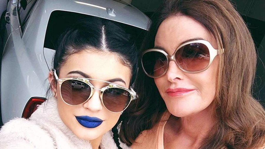 Caitlyn Jenner Is 'Proud' of Kylie Jenner at Stormi's B-Day Party