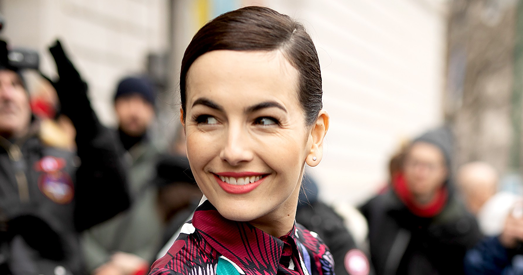 Camilla Belle Spills the Crucial Beauty Tip She Got From Her Grandmother