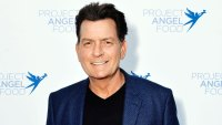 Charlie Sheen Recalls the Epiphany That Led Him to Get Sober