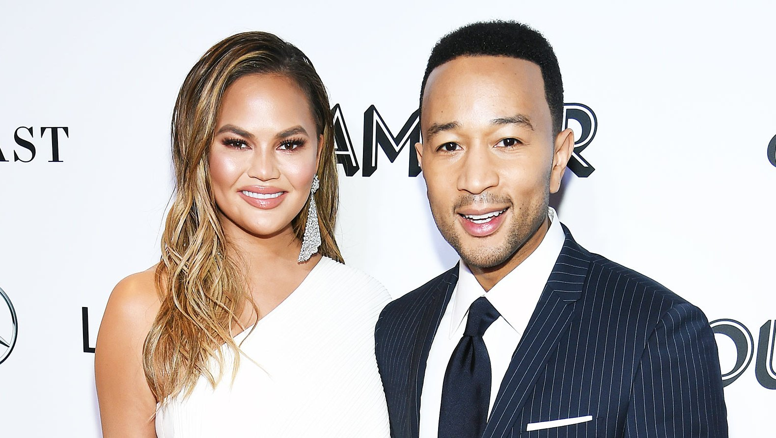 Chrissy Teigen Imitates John Legend Super Bowl Commercial