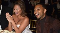 Chrissy Teigen Jokes About Cheating on Hubby