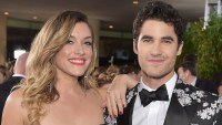 Darren Criss Marries Longtime Love Mia Swier After Eight Years Together