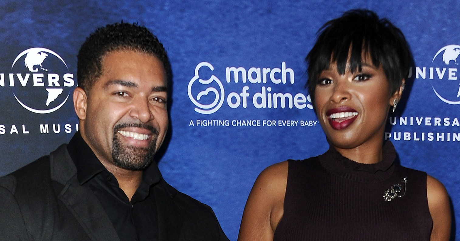 David Otunga: How Son With Ex Jennifer Hudson Takes After Me