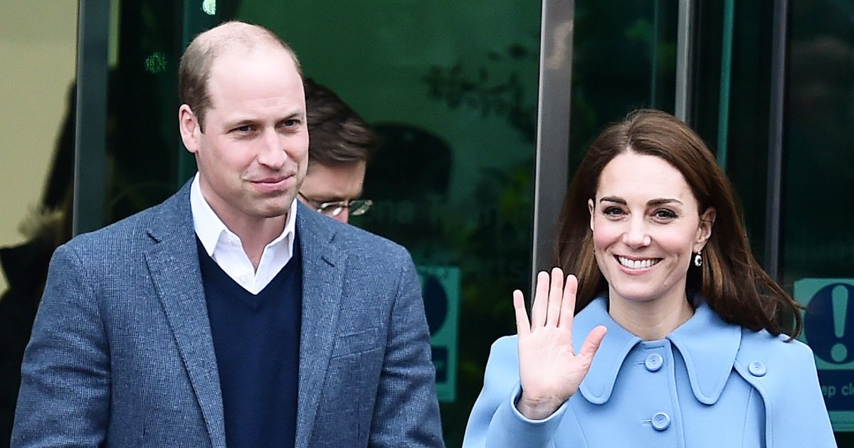 Duchess Kate Hints She's Ready for 4th Baby With Prince William