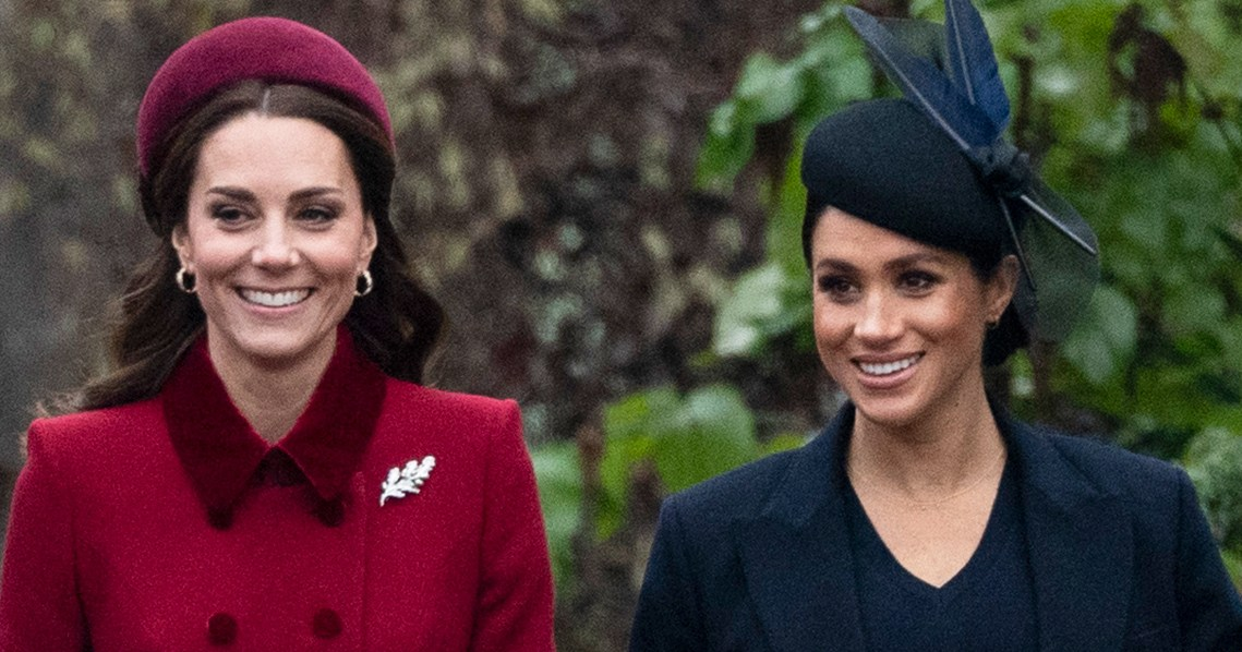 Duchess Kate Will Host Second Baby Shower for Duchess Meghan