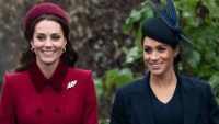 Baby Shower Number Two? Duchess Kate Will Throw a Private Celebration for Duchess Meghan