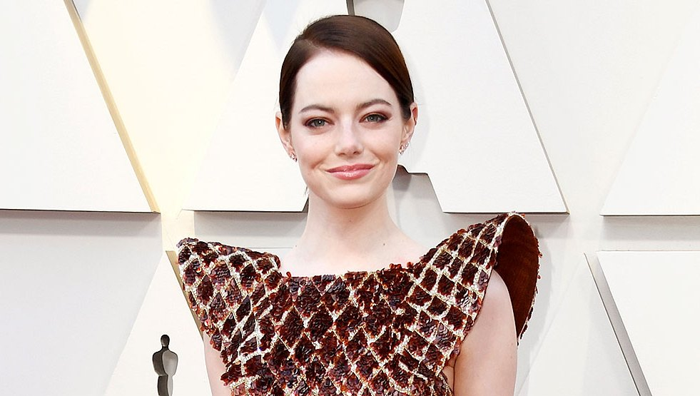 Emma Stone Best Dressed Oscars 2019