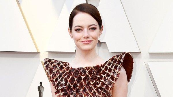 Emma Stone Best Dressed Oscars 2019