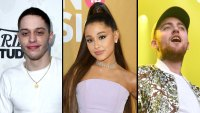 Fans Think Ariana Grande's New Video 'Ghostin' Is About Exes Pete Davidson and Mac Miller