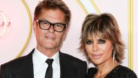 Harry Hamlin and Lisa Rinna Respond to Nicollette Sheridan's Cheating Denial