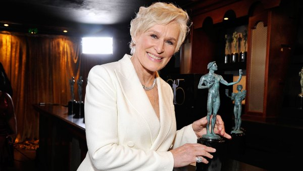 Glenn Close Oscars Rituals Grandmothers Ring
