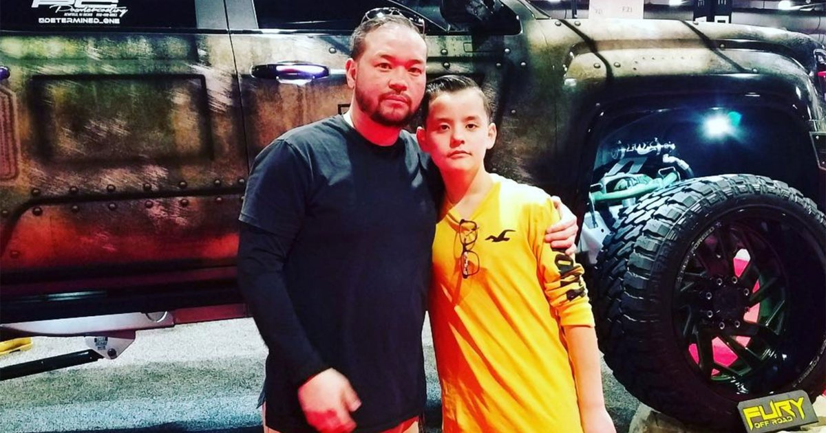 Jon Gosselin Spends 'Great Weekend' With Son Collin at Auto Show