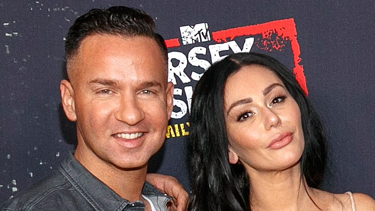 Jenni 'JWoww' Farley Wears Mike 'The Situation' Sorrentino Sweatshirt While He's in Prison: 'Missing My Friend'