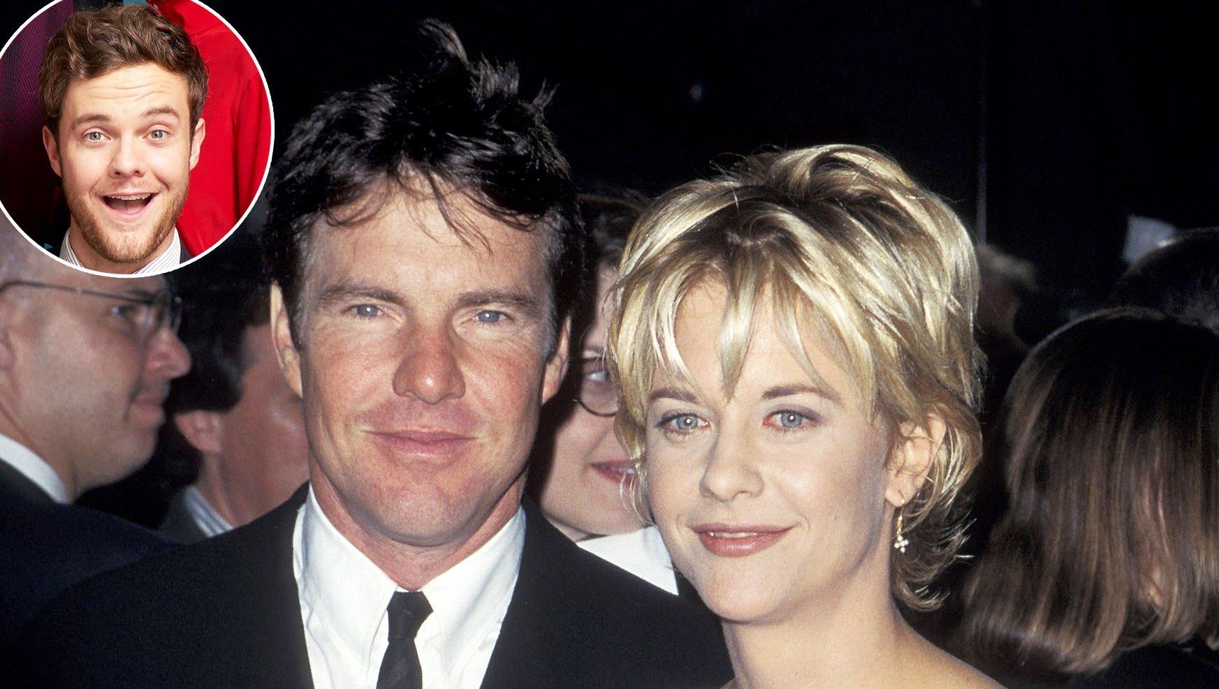 Jack Quaid Didnt Realize Parents Famous Until Divorce Dennis Quaid Meg Ryan