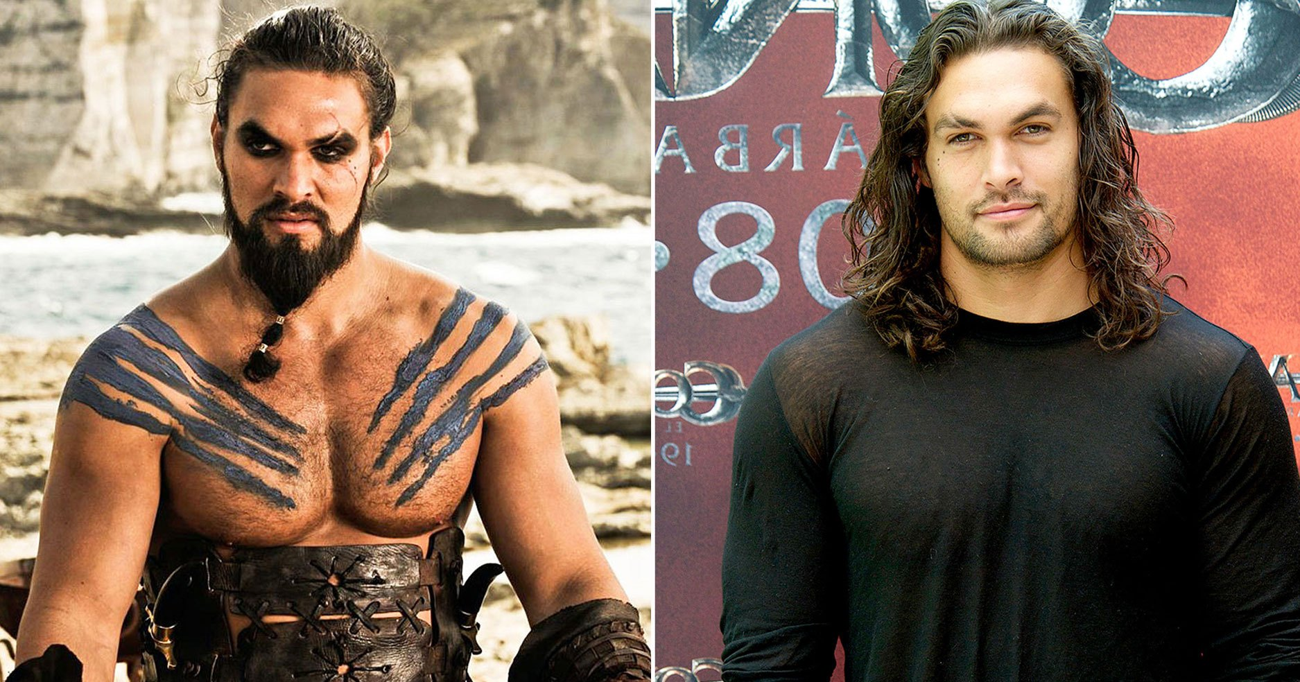 Jason Momoa's Hottest Moments: From 'Baywatch' to 'Game of Thrones' to 'Aquaman'