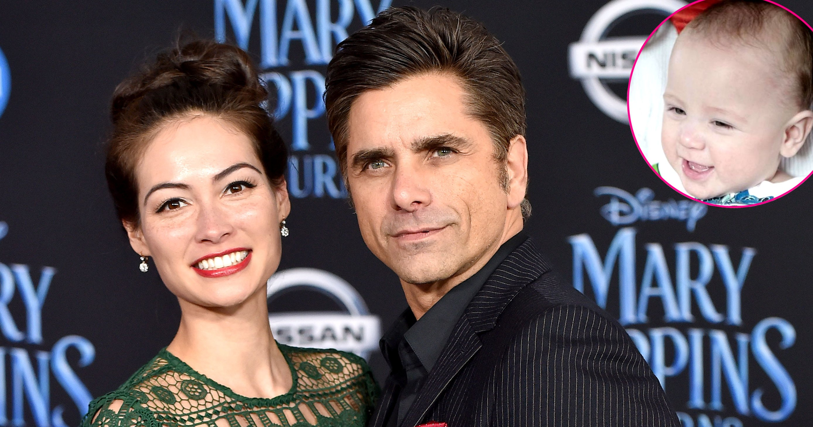 John Stamos Planning 'Curious George' First Birthday Party for Son