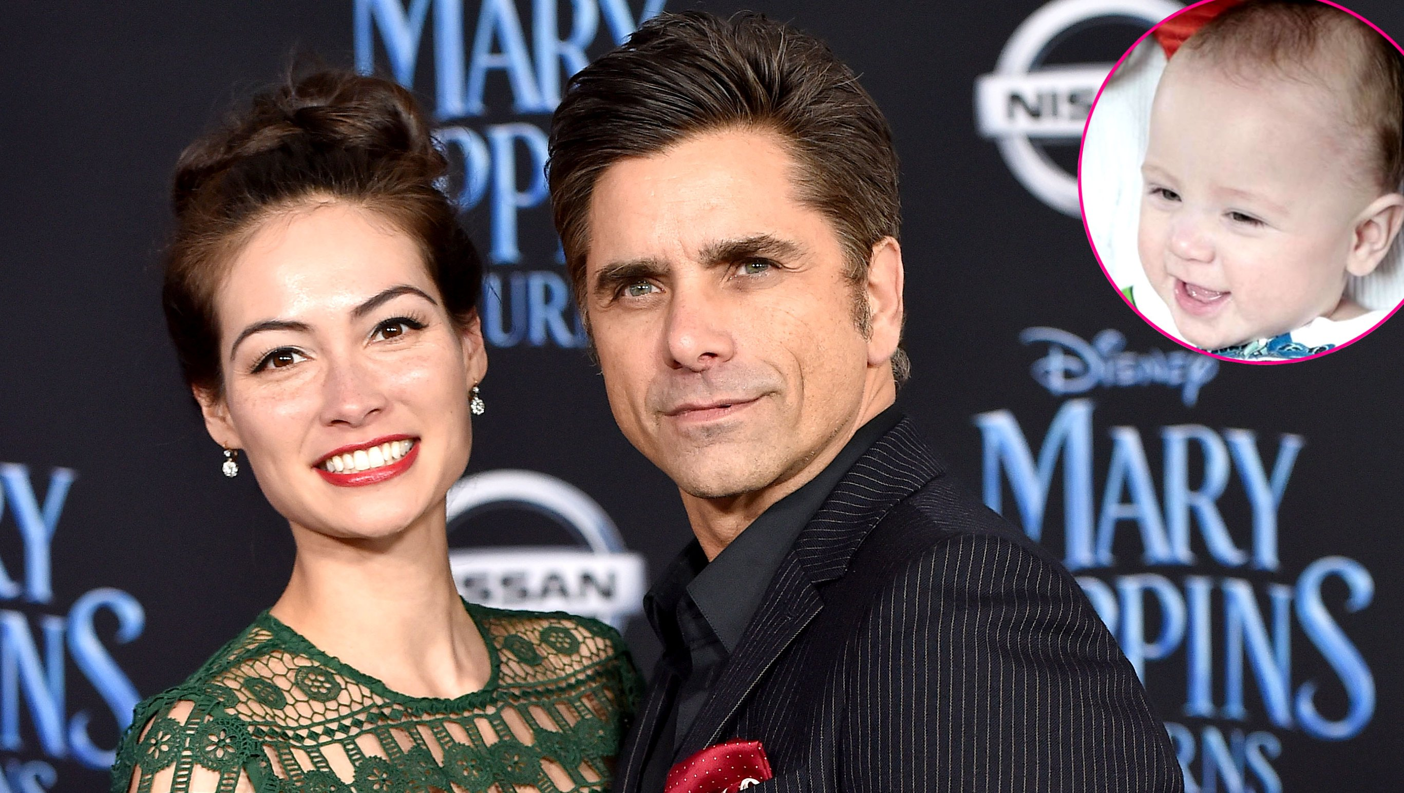 John Stamos and Caitlin McHugh Are Planning Curious George Birthday Party for Son Complete With a 'Live Monkey'