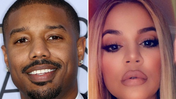 Michael B Jordan Khloe Kardashian On The List Podcast