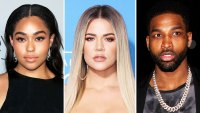 Jordyn Woods Preemptively Called Khloe Kardashian the Morning After Tristan Thompson Hookup