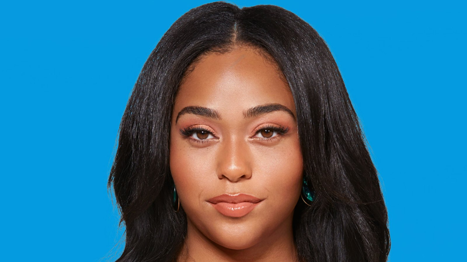 93efcead947 Jordyn Woods Tells Us About Her New Eylure False Lashes and Her Go-To  Galentine's Day Beauty Look